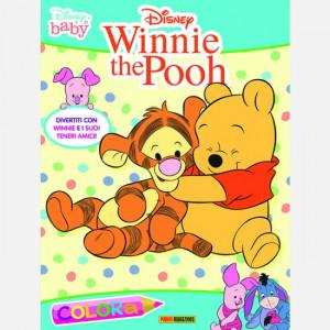 Disney Baby  Uscita Nº 6 del 23/10/2020 Periodicità: Bimestrale Editore: PANINI S.p.A.WALT DISNEY