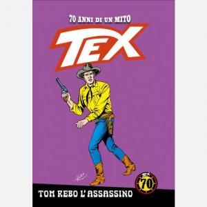 TEX - 70 anni di un mito  Uscita Nº 138 del 14/08/2020 Periodicità: Settimanale Editore: RCS MediaGroup