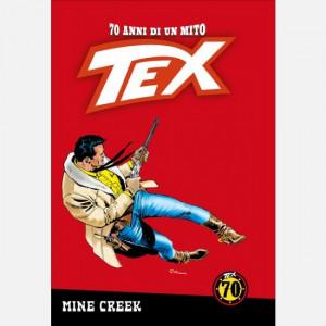 TEX - 70 anni di un mito  Uscita Nº 144 del 25/09/2020 Periodicità: Settimanale Editore: RCS MediaGroup
