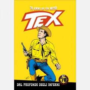 TEX - 70 anni di un mito  Uscita Nº 142 del 11/09/2020 Periodicità: Settimanale Editore: RCS MediaGroup