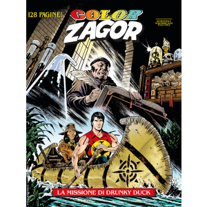 Color Zagor N.12 - La missione di Drunky Duck