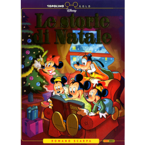 Topolino Gold - N° 1 - Le Storie Di Natale - Panini Comics