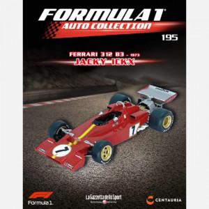 Formula 1 Auto Collection  Uscita Nº 195 del 26/11/2020 Periodicità: Settimanale Editore: Centauria Editore