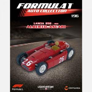 Formula 1 Auto Collection  Uscita Nº 196 del 03/12/2020 Periodicità: Settimanale Editore: Centauria Editore