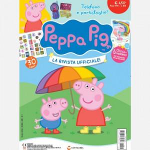 Peppa Pig - La Rivista Ufficiale!  Uscita Nº 158 del 05/11/2020 Periodicità: Mensile Editore: Centauria Editore