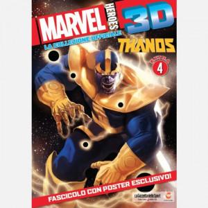 Marvel Heroes 3D - Uscite Speciali (ed. 2019)  Uscita Nº 4 del 01/02/2020 Periodicità: Mensile Editore: Centauria Editore