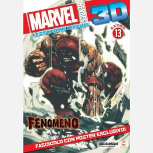 Marvel Heroes 3D - Uscite Speciali (ed. 2019)  Uscita Nº 13 del 17/10/2020 Periodicità: Mensile Editore: Centauria Editore