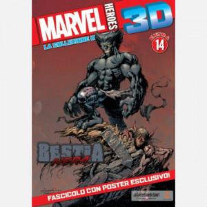 Marvel Heroes 3D - Uscite Speciali (ed. 2019)  Uscita Nº 14 del 14/11/2020 Periodicità: Mensile Editore: Centauria Editore