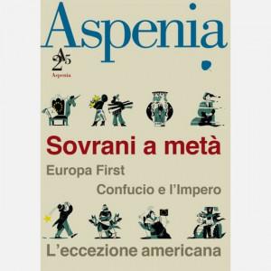 Aspenia  Uscita Nº 3 del 14/10/2020 Periodicità: Trimestrale Editore: Il Sole 24 ORE