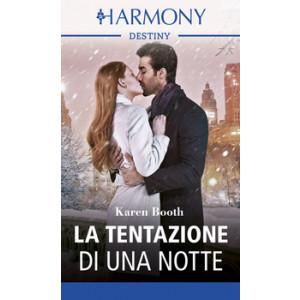 Harmony Destiny - La tentazione di una notte Di Karen Booth