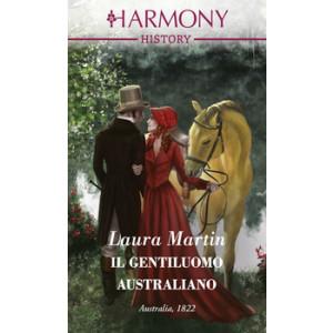 Harmony History - Il gentiluomo australiano Di Laura Martin
