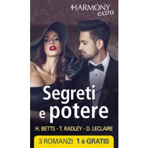 Harmony Extra - Segreti e potere Di Heidi Betts, Tessa Radley, Day Leclaire