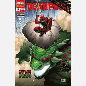 Deadpool  Uscita Nº 156 del 10/12/2020 Periodicità: Quindicinale Editore: Panini S.p.A.