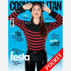 Cosmopolitan Pocket  Uscita Nº 1 del 27/11/2020 Periodicità: Bimestrale Editore: Hearst Magazines Italia