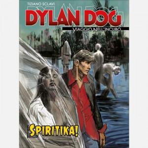 Dylan Dog - Viaggio nell'incubo  Uscita Nº 68 del 03/11/2020 Periodicità: Settimanale Editore: RCS MediaGroup