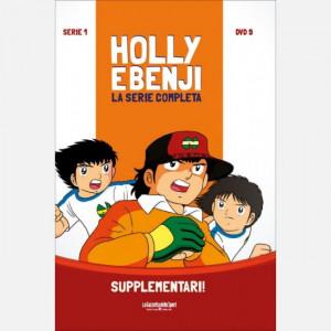 Holly & Benji - La serie completa in DVD  Uscita Nº 9 del 23/09/2020 Periodicità: Settimanale Editore: RCS MediaGroup