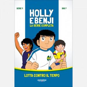 Holly & Benji - La serie completa in DVD  Uscita Nº 7 del 09/09/2020 Periodicità: Settimanale Editore: RCS MediaGroup
