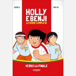 Holly & Benji - La serie completa in DVD  Uscita Nº 18 del 25/11/2020 Periodicità: Settimanale Editore: RCS MediaGroup