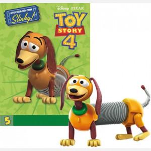 MATTEL - Toy Story 4 Collection (ed. 2020)  Uscita Nº 7 del 27/10/2020 Periodicità: Mensile Editore: MATTEL
