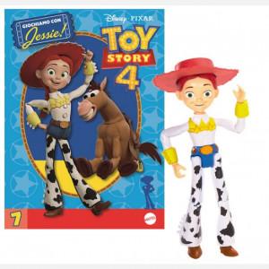 MATTEL - Toy Story 4 Collection (ed. 2020)  Uscita Nº 9 del 24/11/2020 Periodicità: Mensile Editore: MATTEL