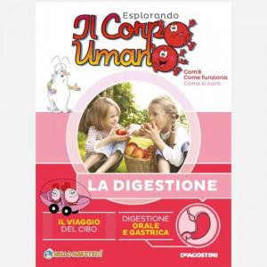Esplorando il Corpo Umano HD (28esima edizione)  Uscita Nº 7 del 10/11/2020 Periodicità: Quindicinale Editore: DeAgostini Publishing