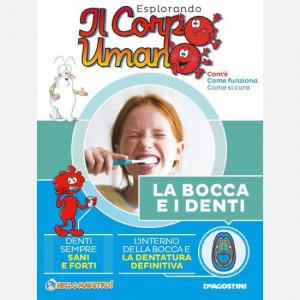 Esplorando il Corpo Umano HD (28esima edizione)  Uscita Nº 6 del 27/10/2020 Periodicità: Quindicinale Editore: DeAgostini Publishing