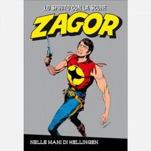 ZAGOR - Lo spirito con la scure  Uscita Nº 35 del 21/08/2020 Periodicità: Settimanale Editore: RCS MediaGroup