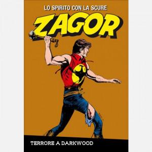 ZAGOR - Lo spirito con la scure  Uscita Nº 34 del 14/08/2020 Periodicità: Settimanale Editore: RCS MediaGroup