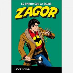 ZAGOR - Lo spirito con la scure  Uscita Nº 38 del 11/09/2020 Periodicità: Settimanale Editore: RCS MediaGroup