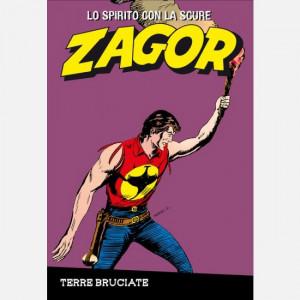 ZAGOR - Lo spirito con la scure  Uscita Nº 39 del 18/09/2020 Periodicità: Settimanale Editore: RCS MediaGroup