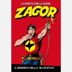 ZAGOR - Lo spirito con la scure  Uscita Nº 37 del 04/09/2020 Periodicità: Settimanale Editore: RCS MediaGroup
