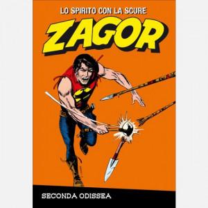 ZAGOR - Lo spirito con la scure  Uscita Nº 36 del 28/08/2020 Periodicità: Settimanale Editore: RCS MediaGroup