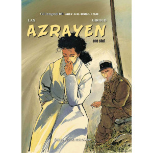 Integrali Bd Nuova Serie - N° 30 - Azrayen - Aurea Books And Comix