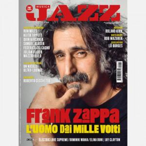 Musica Jazz  Uscita Nº 12 del 15/12/2020 Periodicità: Mensile Editore: 22 Publishing