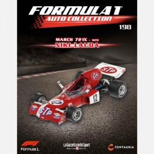 Formula 1 Auto Collection  Uscita Nº 198 del 17/12/2020 Periodicità: Quindicinale Editore: Centauria Editore