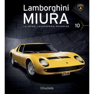 Costruisci la Lamborghini Miura uscita 10