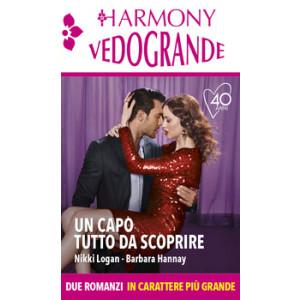 Harmony Harmony Vedogrande - Un capo tutto da scoprire Di Nikki Logan, Barbara Hannay