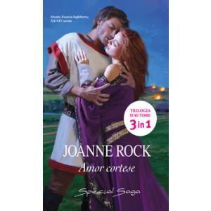 Harmony Harmony Special Saga - Amor cortese Di Joanne Rock