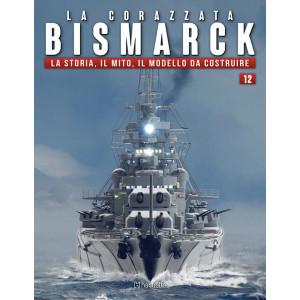 Costruisci la Corazzata Bismarck uscita 12