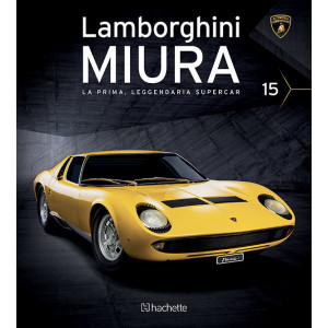 Costruisci la Lamborghini Miura uscita 15