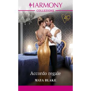 Harmony Collezione - Accordo regale Di Maya Blake
