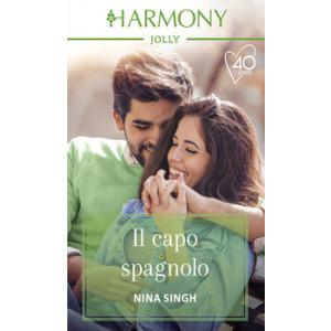 Harmony Harmony Jolly - Il capo spagnolo Di Nina Singh