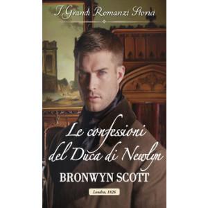 Harmony Grandi Romanzi Storici - Le confessioni del duca di Newlyn Di Bronwyn Scott