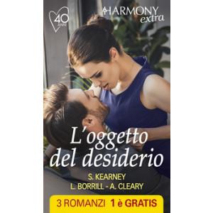 Harmony Extra - L'oggetto del desiderio Di Susan Kearney, Lori Borrill, Anna Cleary