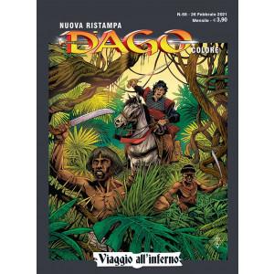 Dago Colore Nuova Ristampa - N° 68 - Viaggio All'Inferno - Editoriale Aurea