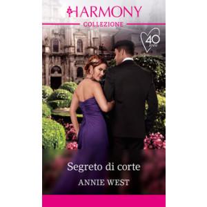 Harmony Collezione - Segreto di corte Di Annie West