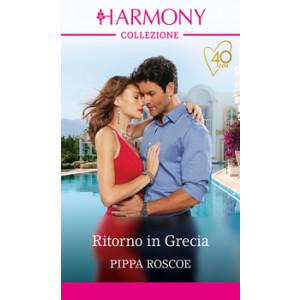Harmony Collezione - Ritorno in Grecia Di Pippa Roscoe
