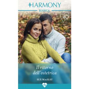 Harmony Harmony Bianca - Il ritorno dell'ostetrica Di Sue Mackay