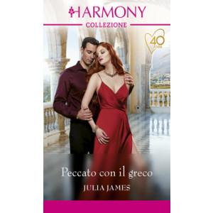 Harmony Collezione - Peccato con il greco Di Julia James