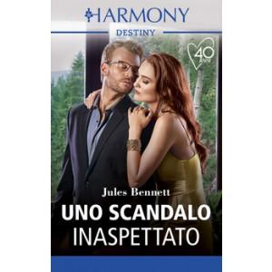 Harmony Destiny - Uno scandalo inaspettato Di Jules Bennett
